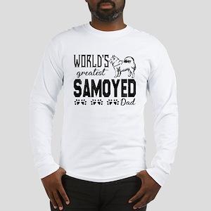 Samoyed Long Sleeve T-Shirt