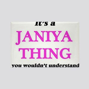 It's a Janiya thing, you wouldn't Magnets