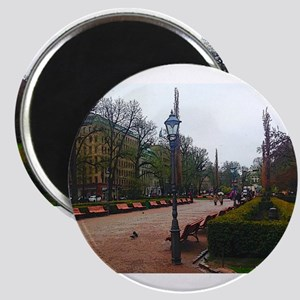 Helsinki Park Walk Magnets