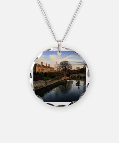 Unique View Necklace