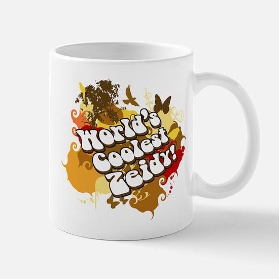 World's Coolest Zeidy Mug