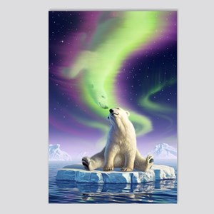 Arctic Kiss 1 Postcards (Package of 8)