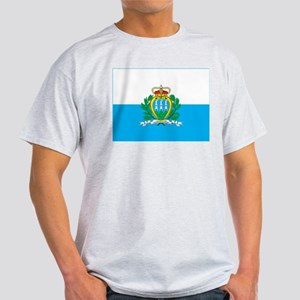 San Marino Ash Grey T-Shirt