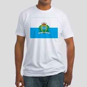 San Marino Fitted T-Shirt