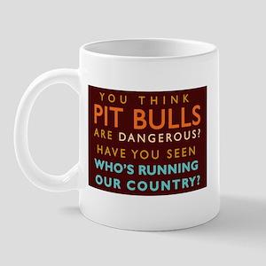 Who's Dangerous? Mug