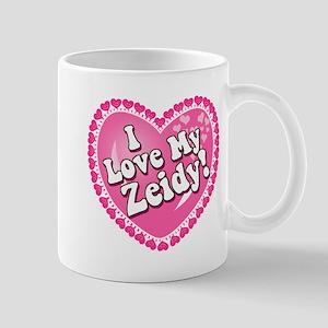 I Love My Zeidy Mug