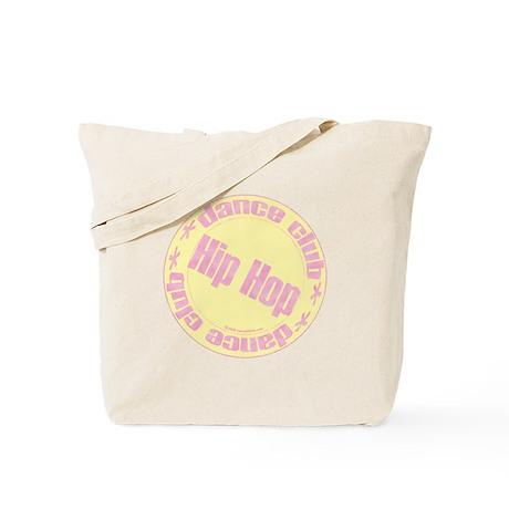 Hip Hop Dance Club Tote Bag