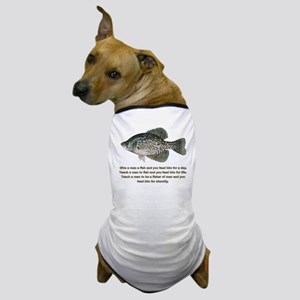 Fishing Dog T-Shirt
