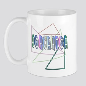 SOHCAHTOA Triangles Mug
