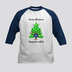 Hanukkah and Christmas Interfaith Kids Baseball Je
