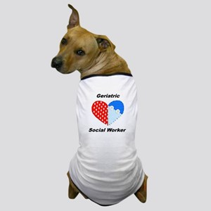 Geriatric Social Worker Dog T-Shirt