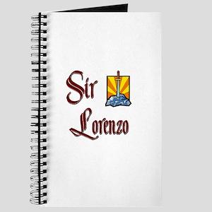 Sir Lorenzo Journal
