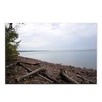 oddFrogg Lake Superior Cloudy Day Postcards (8 pk)