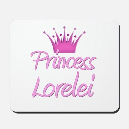 Princess Lorelei Mousepad