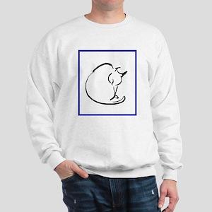 Washing Cat Sweatshirt