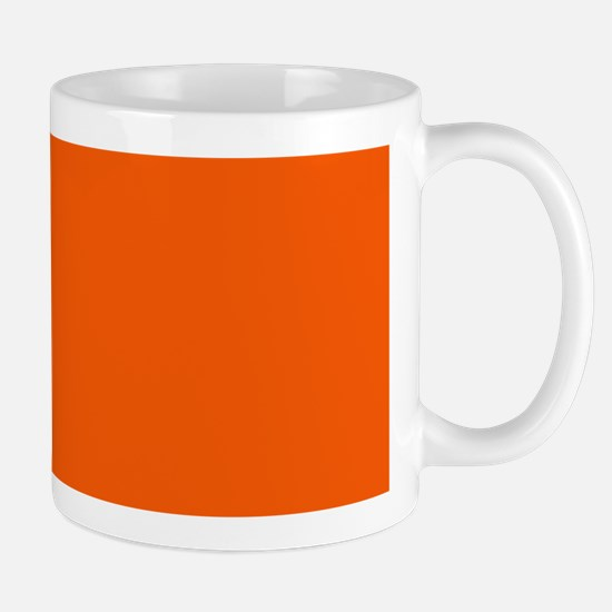 Falling Leaf Cat Mug Mug
