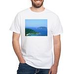 Caribbean Islands White T-Shirt