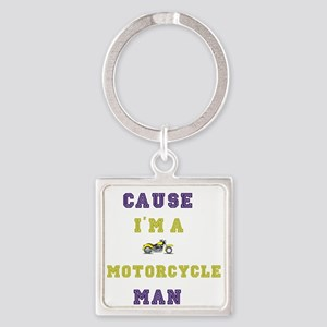 Motorcycle Man Motorcycle Gift Keychains
