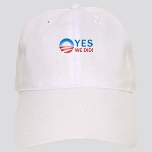 Yes We Did! Cap