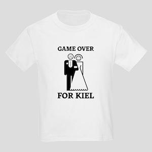 Game over for Kiel Kids Light T-Shirt