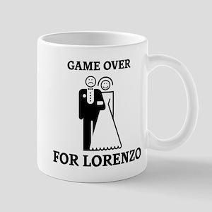 Game over for Lorenzo Mug