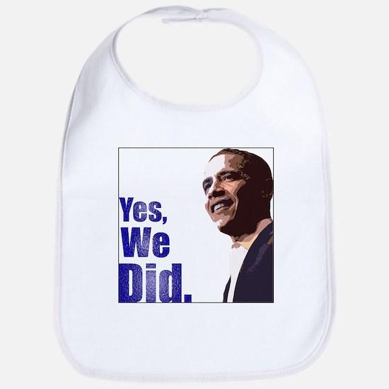 Obama! Bib