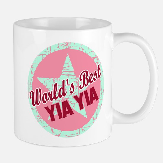 The World's Best Yia Yia Mug