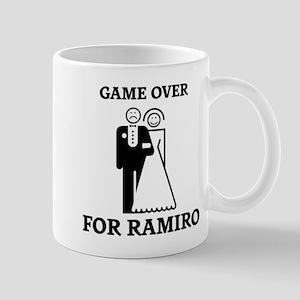 Game over for Ramiro Mug
