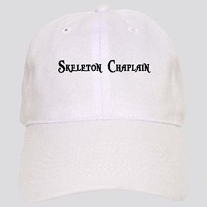 Skeleton Chaplain Cap
