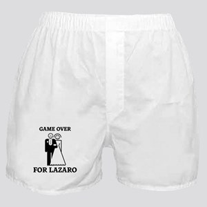 Game over for Lazaro Boxer Shorts