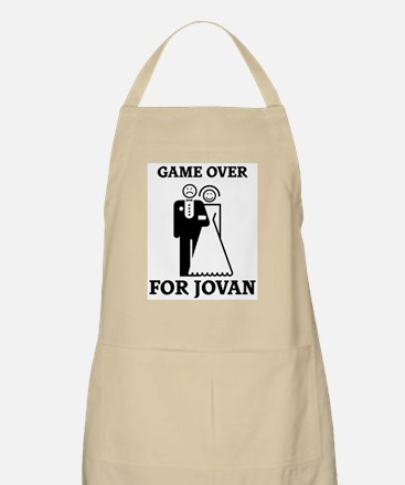 Game over for Jovan BBQ Apron