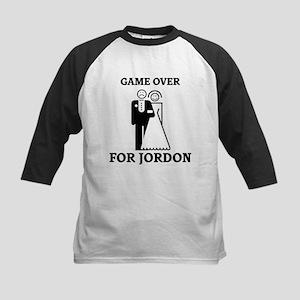 Game over for Jordon Kids Baseball Jersey
