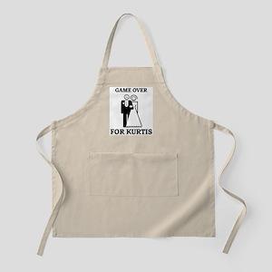Game over for Kurtis BBQ Apron