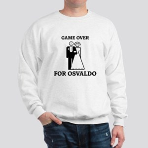 Game over for Osvaldo Sweatshirt