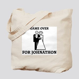 Game over for Johnathon Tote Bag
