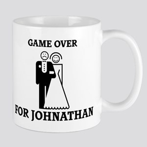 Game over for Johnathan Mug