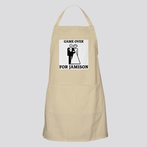 Game over for Jamison BBQ Apron