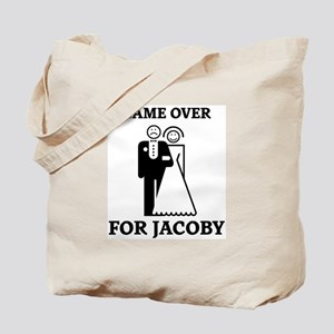 Game over for Jacoby Tote Bag
