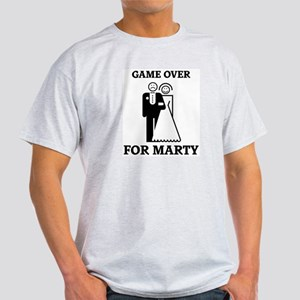 Game over for Marty Light T-Shirt