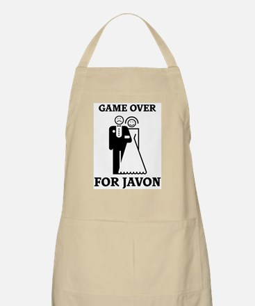 Game over for Javon BBQ Apron