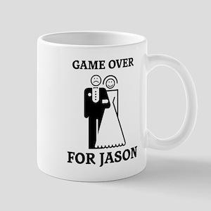 Game over for Jason Mug