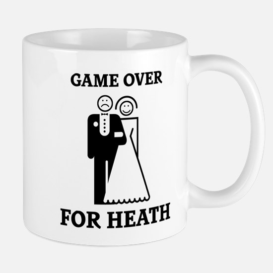 Game over for Heath Mug