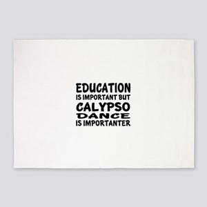 Calypso Is Importanter 5'x7'Area Rug