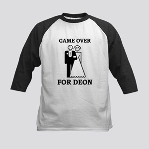 Game over for Deon Kids Baseball Jersey
