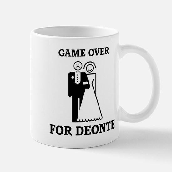 Game over for Deonte Mug