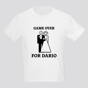 Game over for Dario Kids Light T-Shirt