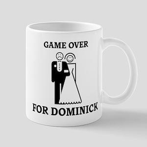 Game over for Dominick Mug