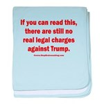 If you can read this, Trump baby blanket