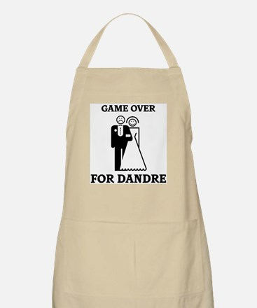 Game over for Dandre BBQ Apron