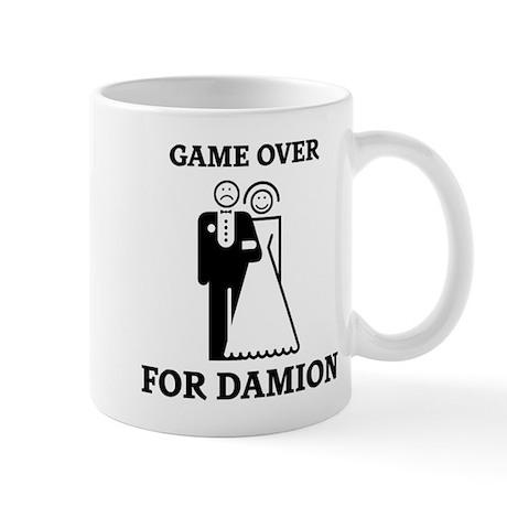 Game over for Damion Mug